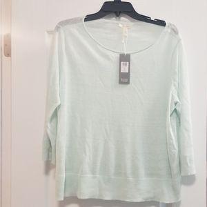 Eileen Fisher sweater top